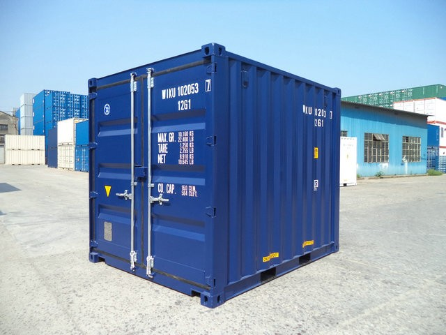 Ny 10ft container